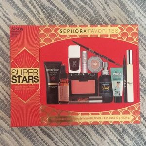 Sephora Favorites Super Stars kit